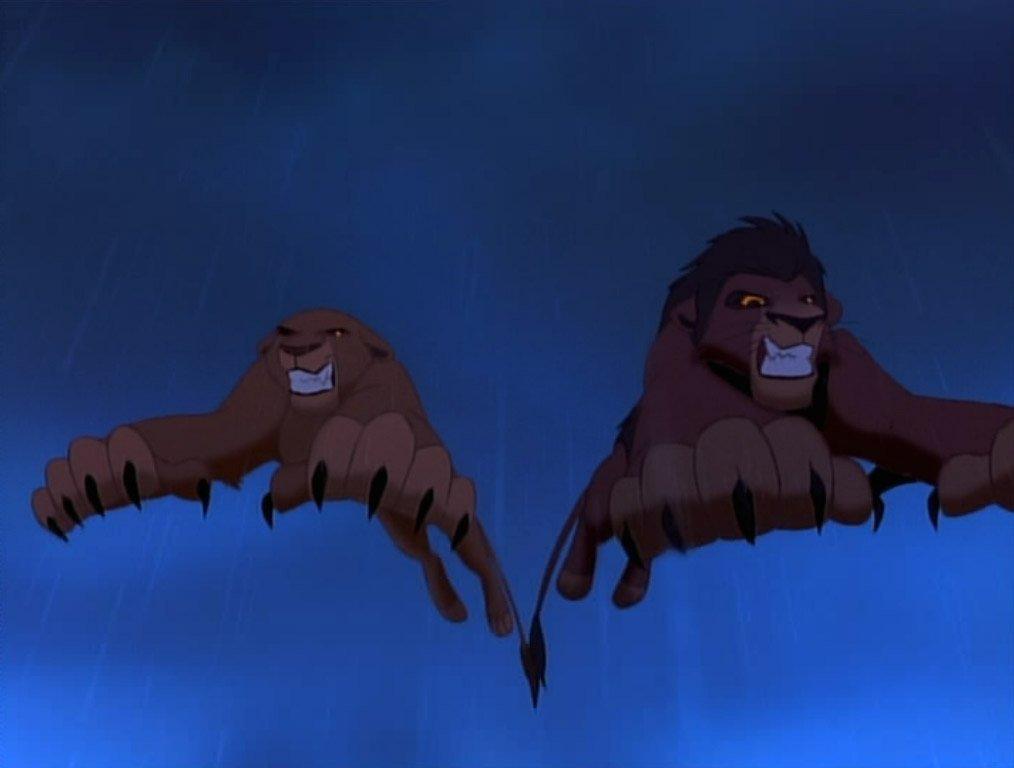 Картинки муфаса король лев 2