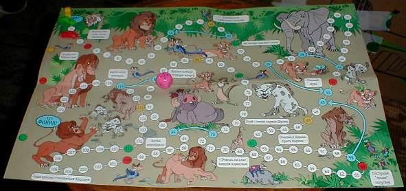 lion king game